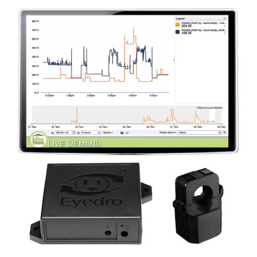Eyedro Business Wireless mesh 1-Sensor Expansion