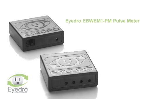 EBWEM1-PM gase and water pulse meters